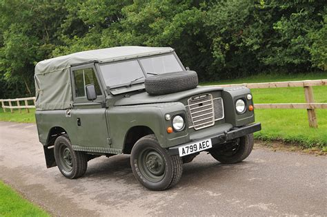 land rover series 3 off road road test series 3 land rover classics world