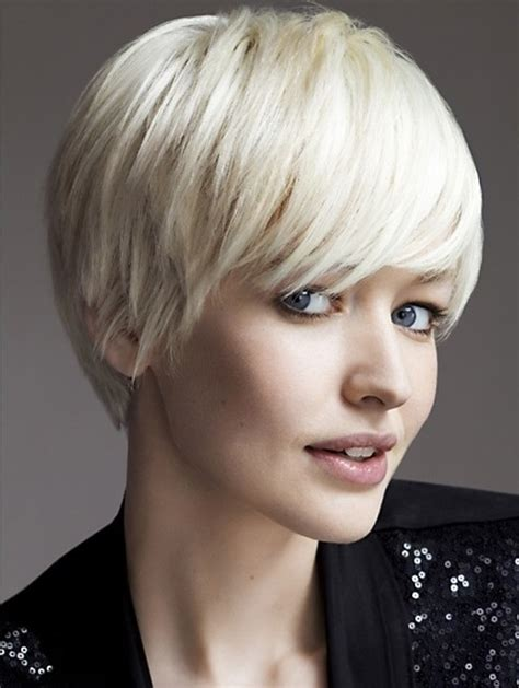 2014 short hairstyles with bangs for women popular haircuts