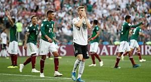 Mexico Beats FIFA 2014 Champion Germany 1-0 at FIFA World ...