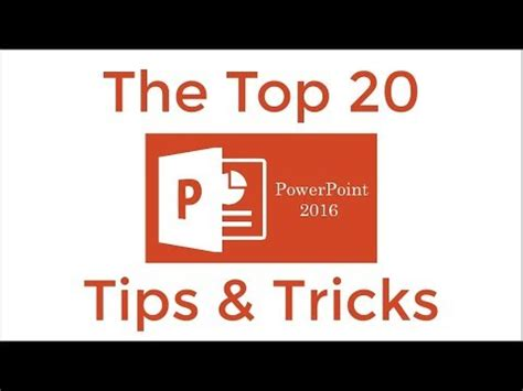 Office 365 Outlook Ungroup Emails by Top 20 Powerpoint 2016 Tips And Tricks