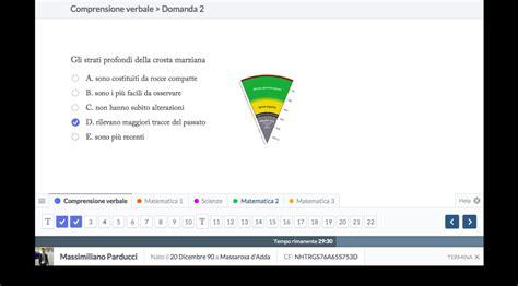 Test Ingresso Economia by Cisia Net7