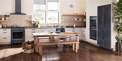 Chef Kitchen Samsung Appliances Explore End Appliance