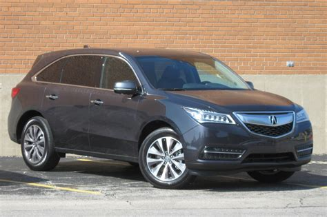 Www Acura Mdx 2014 by Test Drive 2014 Acura Mdx The Daily Drive Consumer