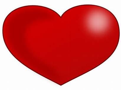 Heart Clip Clipart Hearts Valentine Cliparts Nose