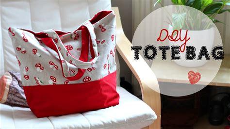 DIY Tote Bag Tutorial - New Craft Works