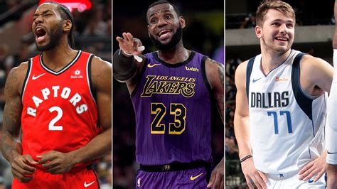NBA All-Star Game 2019: Takeaways from the second fan vote ...