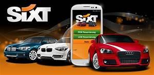 Louer Une Auto : louer une voiture devient mobile avec sixt location de voiture ~ Medecine-chirurgie-esthetiques.com Avis de Voitures