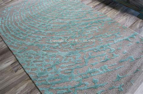 teal area rug 8x10 8x10 designer modern contemporary turquoise aqua teal gray
