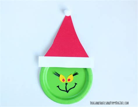 Grinch Paper Plate Craft New Kitchen Cabinet Doors Patio Tv File Cabinets Tall Narcotic Madison Office Depot Television With