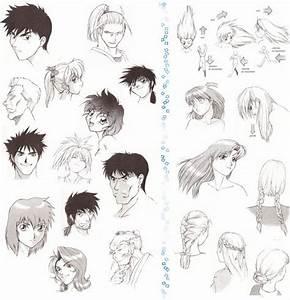 Coiffure Manga Garçon : les bases du dessin manga partie 3 elia skill design ~ Medecine-chirurgie-esthetiques.com Avis de Voitures