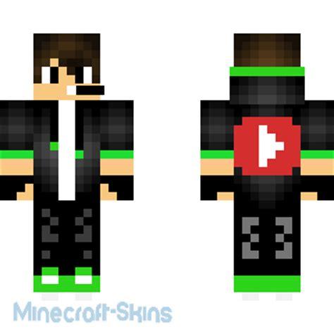 minecraft skins youtube