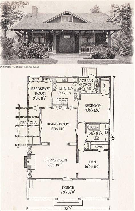 square foot open floor plans  bedroom bungalow house plans  sq ft tiny bungalow house