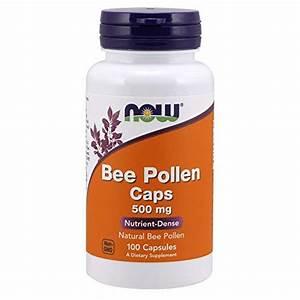 10 Best Bee Pollen Supplement