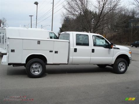 Ford Utility by Ford F350 4x4 Utility Truck For Sale