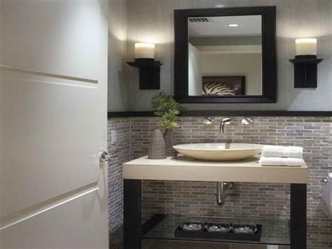 powder room mirror powder room framed mirror plus charming pendant lighting