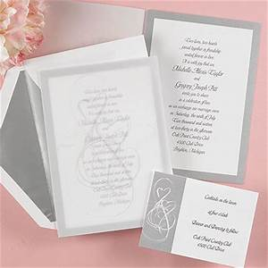 17 images about silver wedding invitations on pinterest With wedding invitations delray beach fl
