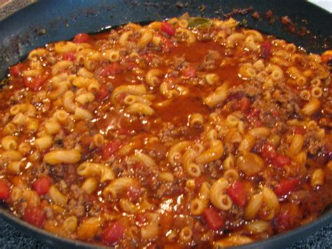 hambuger recipes rita s recipes american hamburger goulash