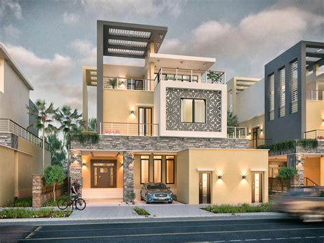 villa facade design private villa facades design ksa 2 by m salman on deviantart