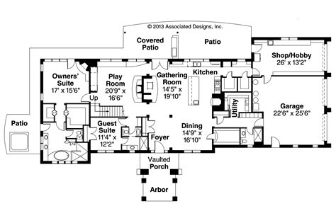 ranch style homes with open floor plans mediterranean house plans vercelli 30 491 associated