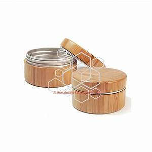 bamboo custom eco friendly cosmetic packaging design With custom cosmetic containers