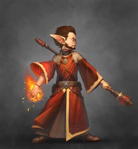 elf  gnome mythosforumtfuncom dd