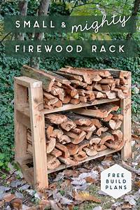 17, Diy, Firewood, Rack, Plans