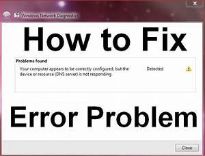 [FiXED] The DNS Server is Not Responding Windows PC Error ...