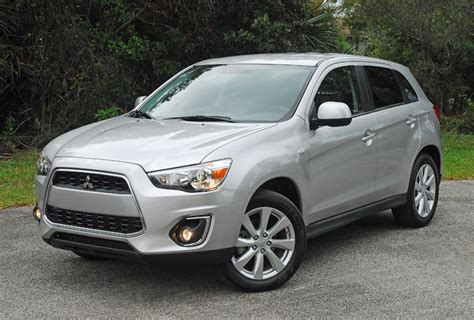 Review Mitsubishi Outlander Sport by 2014 Mitsubishi Outlander Sport Review Test Drive