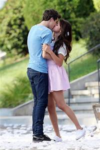 Nat Wolff in Selena Gomez Films 'Parental Guidance' in L.A ...