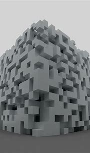 3D cube abstract model - TurboSquid 1329490