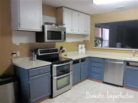 hang microwave without cabinet above let the renovations begin domestic imperfection
