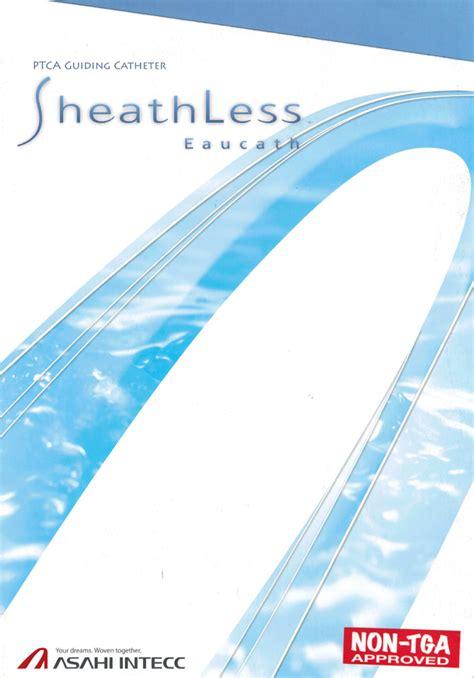 Bio Exle by Sheathless Eaucath Bio Excel