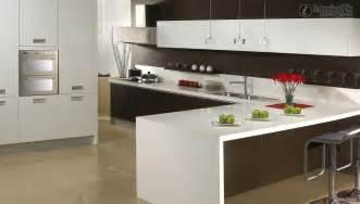 modern l shaped kitchen renovation renderings of half open