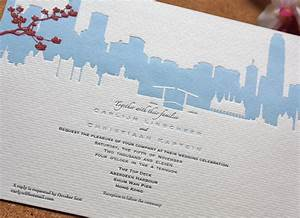 kalo make art blog dutch skyline hong kong skyline With letterpress wedding invitations hong kong