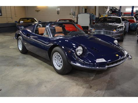 1973 ferrari dino 246 gts ~ same owner the past 24 years additional info: 1973 Ferrari Dino 246 GTS for sale in Huntington Station, NY / ClassicCarsBay.com