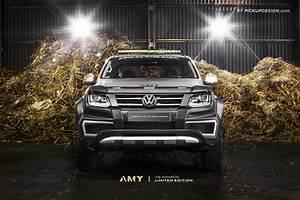 Diario Automotor  Volkswagen Amarok Tuneada En Polonia Por Carlex Design    Serie Limitada De