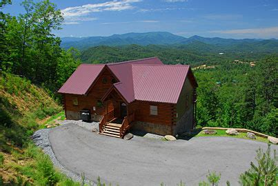 timbertop cabins gatlinburg sevierville vacation rentals cabin above the smokies
