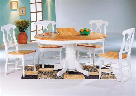 oval kitchen table and chairs marceladick
