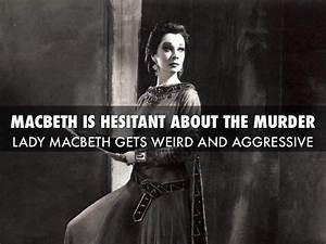 Macbeth Timelin... Macbeth Hesitant Quotes