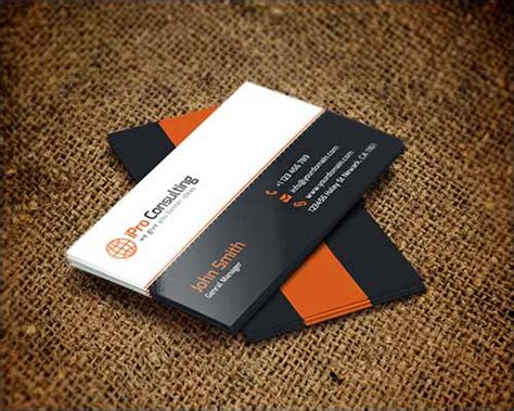 card visit template psd wood 120 latest free business card psd templates psdreview