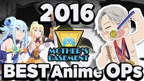 what s in a year the top 10 best anime openings of 2016 part 1