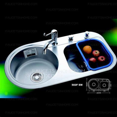 kitchen sink drains large capacity sinks stainless steel kitchen sinks 2684