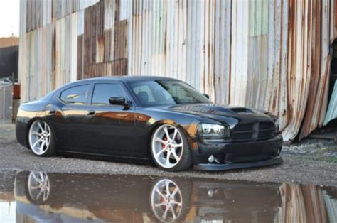 sell   dodge charger srt  hemi accuair air