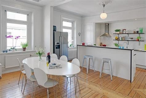 11 Inspired Scandinavian Kitchen Ideas