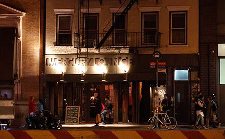 mercury lounge  york ny shows schedules