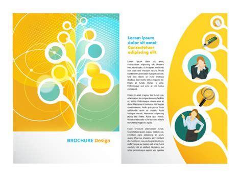 Brochure Template Vector by Free Vector Brochure Templates Creative Beacon