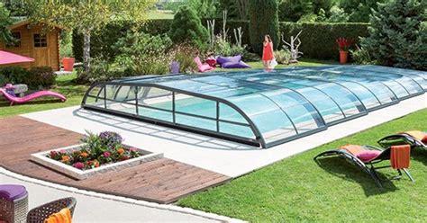 abri de piscine rideau des avantages sur votre abri de piscine avec abri de piscine rideau