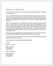 sle thank you letter 130 free documents in word pdf