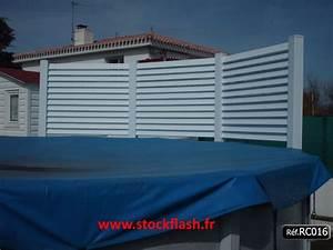 Cloture Pvc En Kit : cl ture pvc kit pour entourage maison jardin piscine ~ Melissatoandfro.com Idées de Décoration