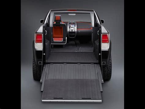 dodge rampage concept rear ramp  wallpaper